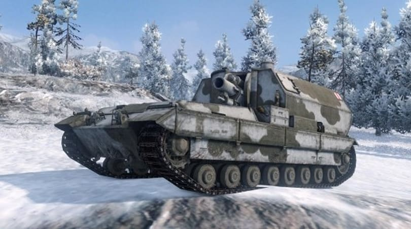 World of Tanks update introduces post-war prototypes