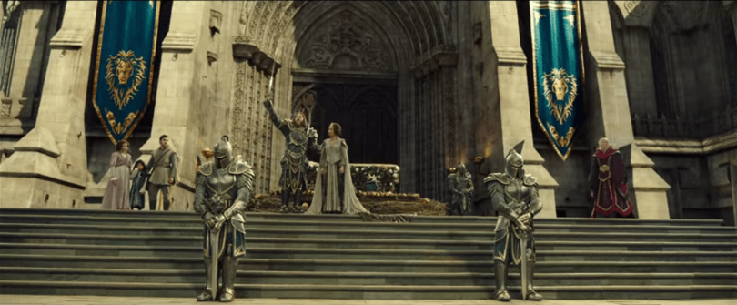 Here's a sneak peek at the new 'Warcraft' movie trailer