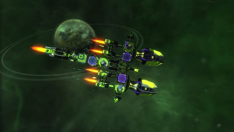 Space Pirates and Zombies 2 announcement has fewer pirates, zombies than you think