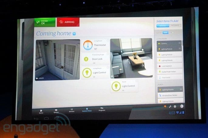 AT&T to release Digital Life home automation in March