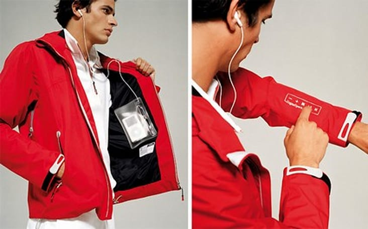 Ermenegildo Zegna's iPod-ready iJacket