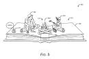 Google patents AR-based pop-up books