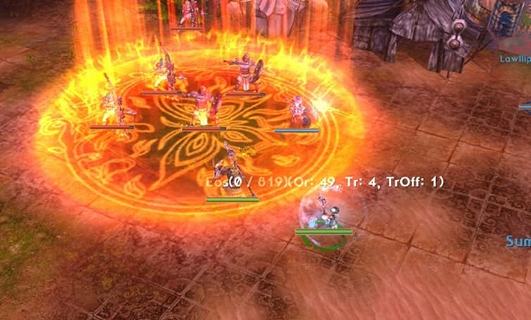 Massively takes its turn with Atlantica Online's new patch