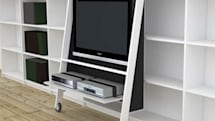 Panasonic goes Ikea with concept furniture for flat panels