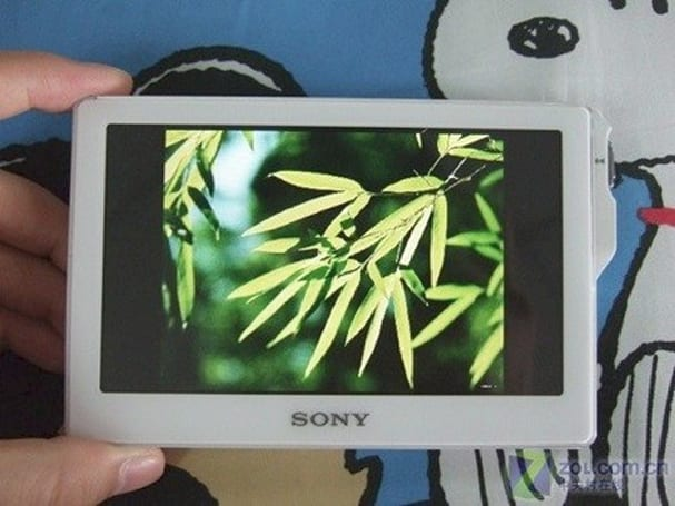 Sony introduces another hot China-only PMP, the PMX-M80