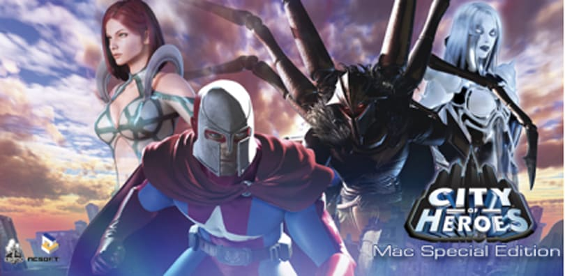 City of Heroes to get Mac Special Edition