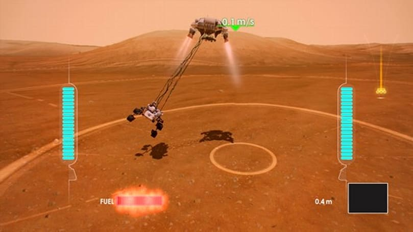 Get your Kinect to Mars [update: Kodu experience on PC only]