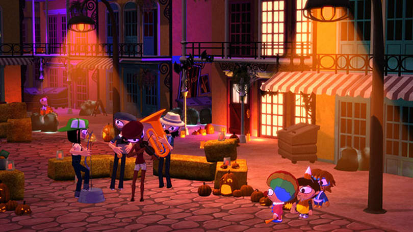 Costume Quest 2 goes trick-or-treating with bigger worlds, goofier costumes