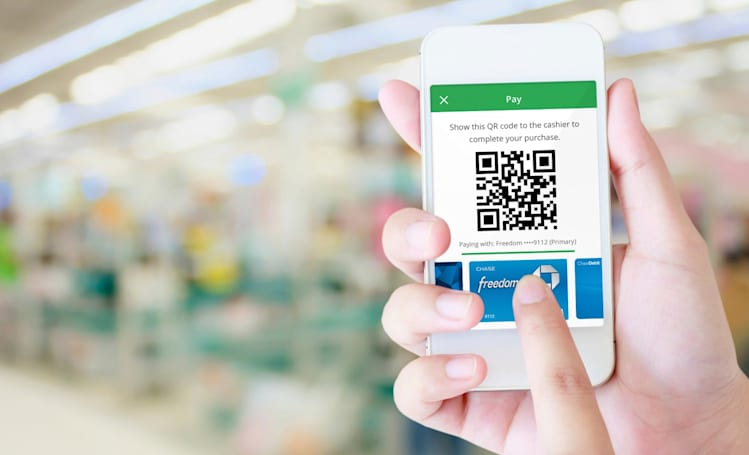 Chase Pay's QR code-powered app only works at two stores (updated)