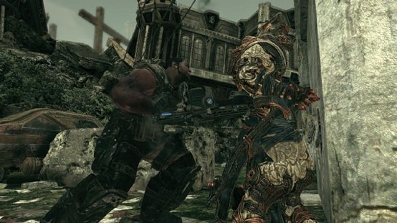 Microsoft hosts sneak peek event for new Gears of War 2 map this Friday