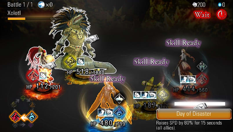 Monster collector RPG Destiny of Spirits hits Vita on March 25 in US