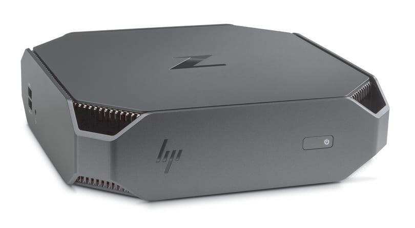 HP's tiny Xeon-powered PC puts the Mac Mini to shame