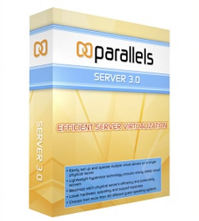Beta Beat: Parallels Server beta begins