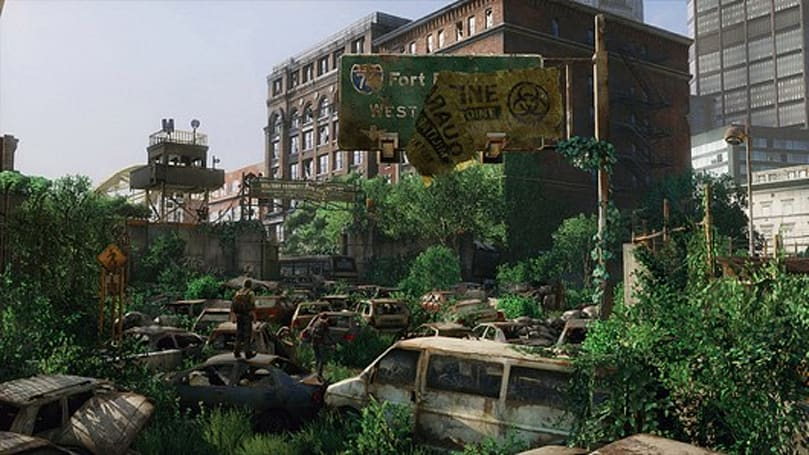 God of War: Ascension includes early access to The Last of Us demo