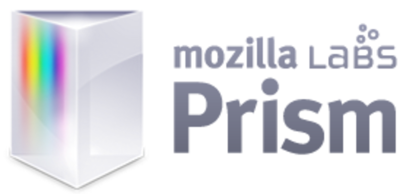 Prism single-site browser goes 1.0 beta