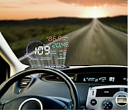 Arestech Head Up Display