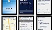 Sprint, Microsoft roll out location-based Live Search
