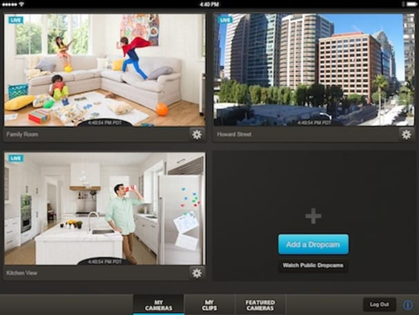 Dropcam powers up connected video with new Pro camera