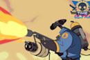 Super Time Force Ultra adds Left 4 Dead, Team Fortress 2 characters