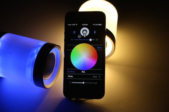 Lightfreq is like the lovechild of Jambox and Hue