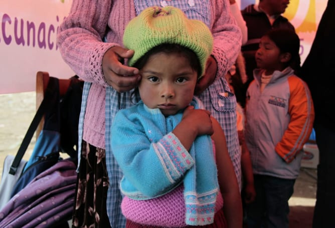 Measles has been eliminated in the Americas, according to WHO