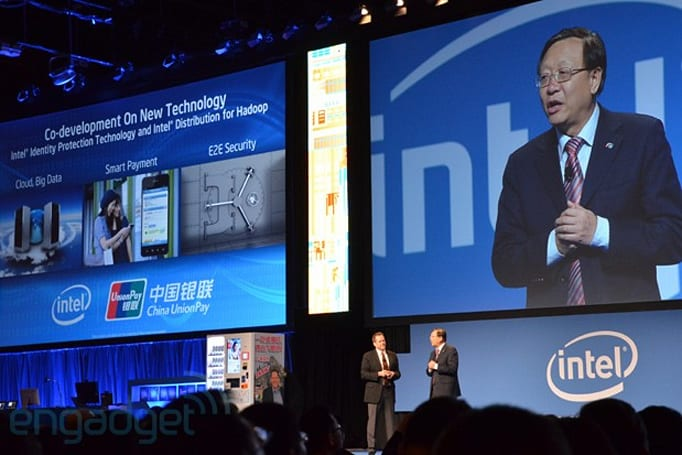 China UnionPay and Intel join forces for secure mobile payment