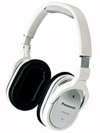 Panasonic's RP-HC700 headphones cancel a whole lotta noise