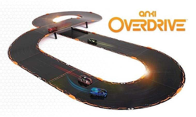 Anki's next-generation robotic race cars get modular tracks