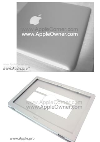 Pictures of Apple's new MacBook leaked on Taiwanese site?