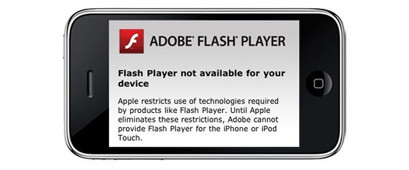 Adobe halts investment in iPhone-specific Flash dev tools, has another dig at Apple (update: Apple responds)