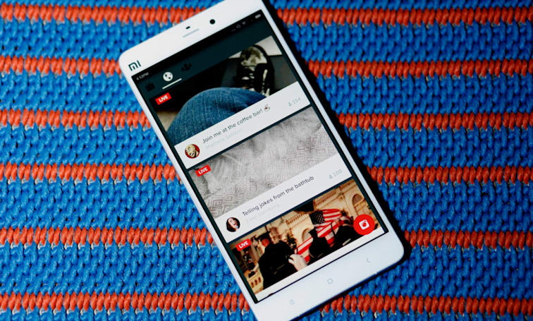 Periscope's live streaming video reaches nearly 2 million users daily