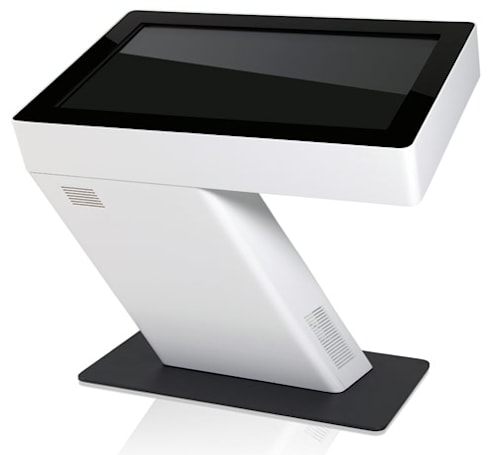 Displax Overlay Multitouch turns your LCD or plasma into a touchscreen, demands a pretty penny