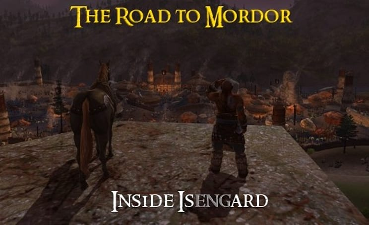 The Road to Mordor: Inside Isengard