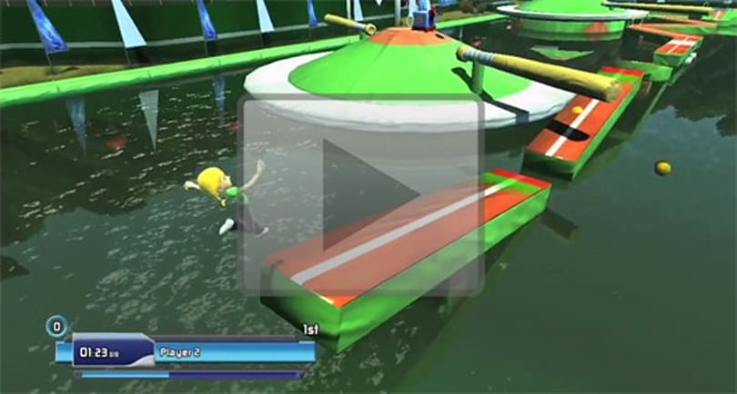 Wipeout: In the Zone trailer will brutalize your Avatar
