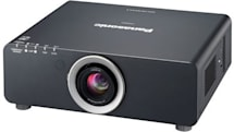 Panasonic's DLP PT-D6000 projector line can stay lit for days