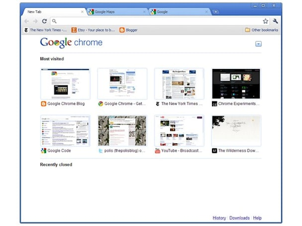 Chrome is now 2 years old! Google celebrates with release of version 6