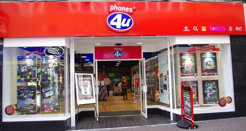 Phones 4u 'JUMP' plan lets you swap phones every six months, for a price