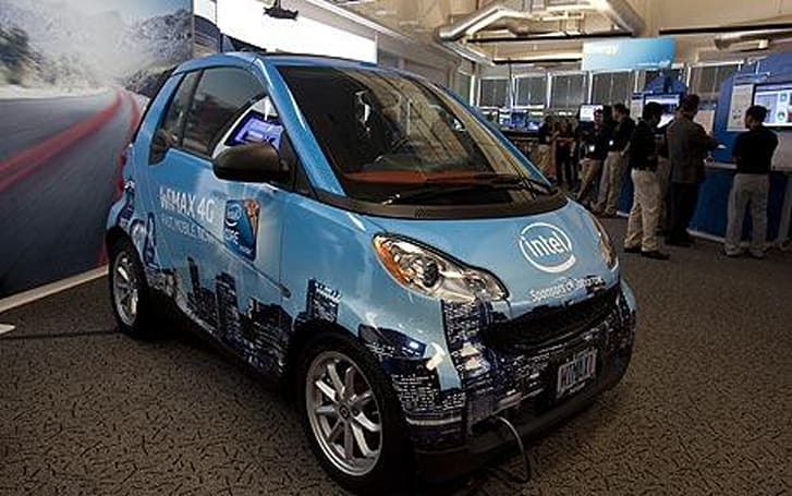 Intel Connected Cars will record your bad driving for posterity, take over if you're really screwing up
