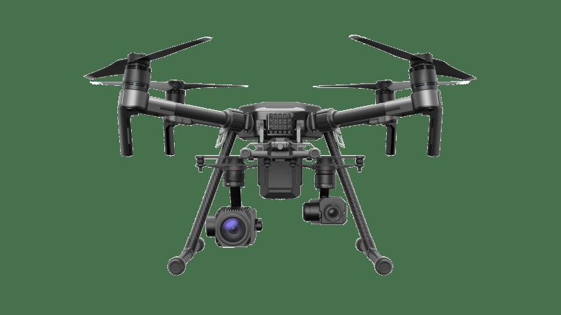 DJI's Matrice 200 UAV line is built for work
