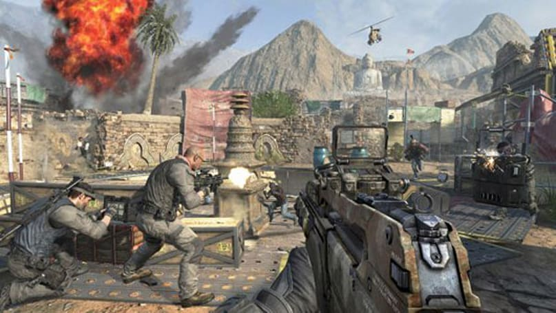 PSA: Black Ops 2 Apocalypse DLC out on PS3, PC today