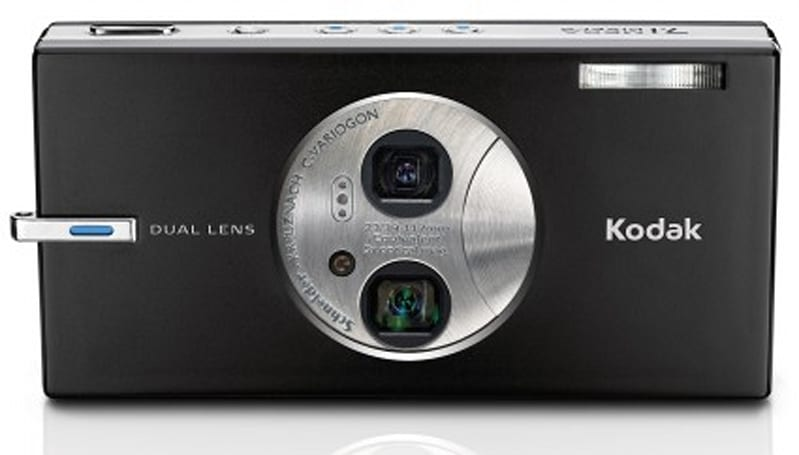Kodak's new EasyShares, the V705, C743 and C433