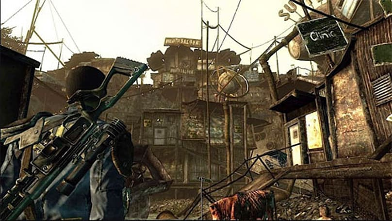 MTV beats some Fallout 3 DLC deets out of Bethesda