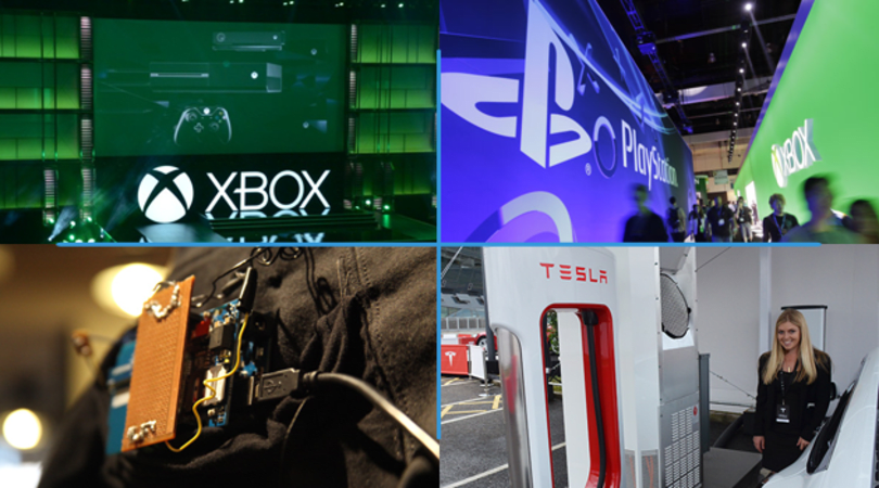 Engadget Daily: the Electronic Entertainment Expo (E3), Tesla opens Supercharger patents and more!