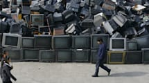 Asien ächzt unter Elektroschrott