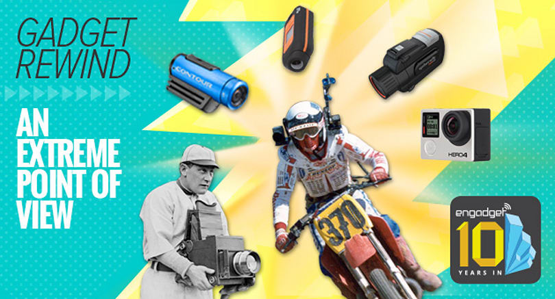 Action cameras: an extreme point of view