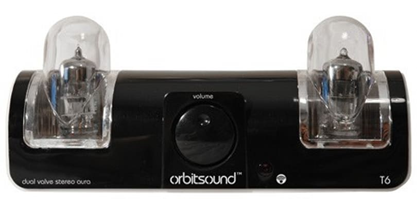 Orbitsound rolls out tube-based T6 iPod dock