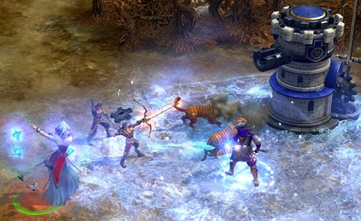 Nival unveils new heroes for upcoming Prime World
