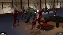 First Impressions: Make mine Marvel Heroes!