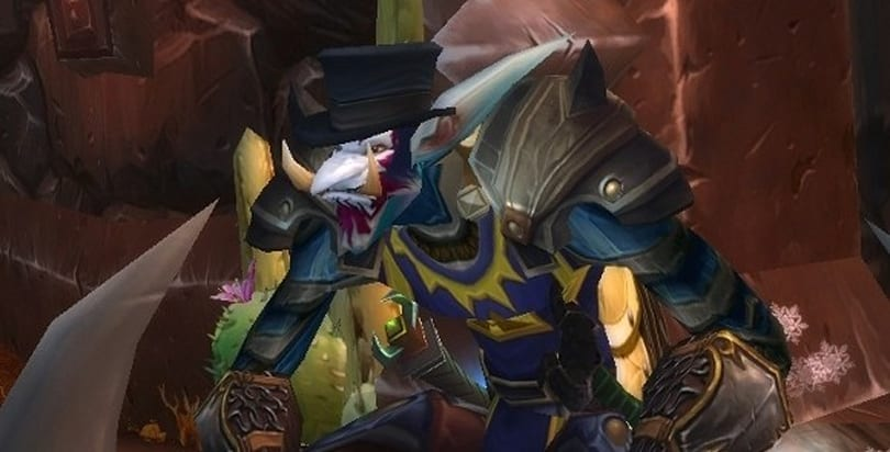 Patch 4.3 PTR: High Society Top Hat pattern found ... again