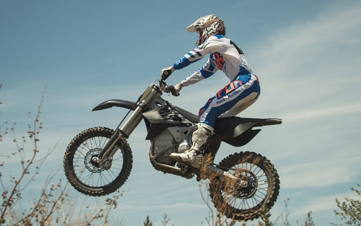 RedShift electric motocross race bikes will be ready to roll in 2015